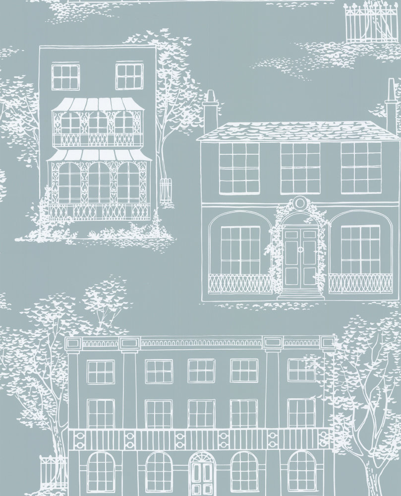 Little Greene Hampstead Penumbra Wallpaper main image