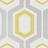 Albany Mortimer Yellow Wallpaper