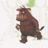 Albany Gruffalo White / Multi-coloured Wallpaper