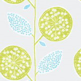 Galerie Dandelion Trail Lime Green Wallpaper - Product code: G56355