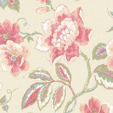 Galerie Jacobean Trail Taupe Wallpaper
