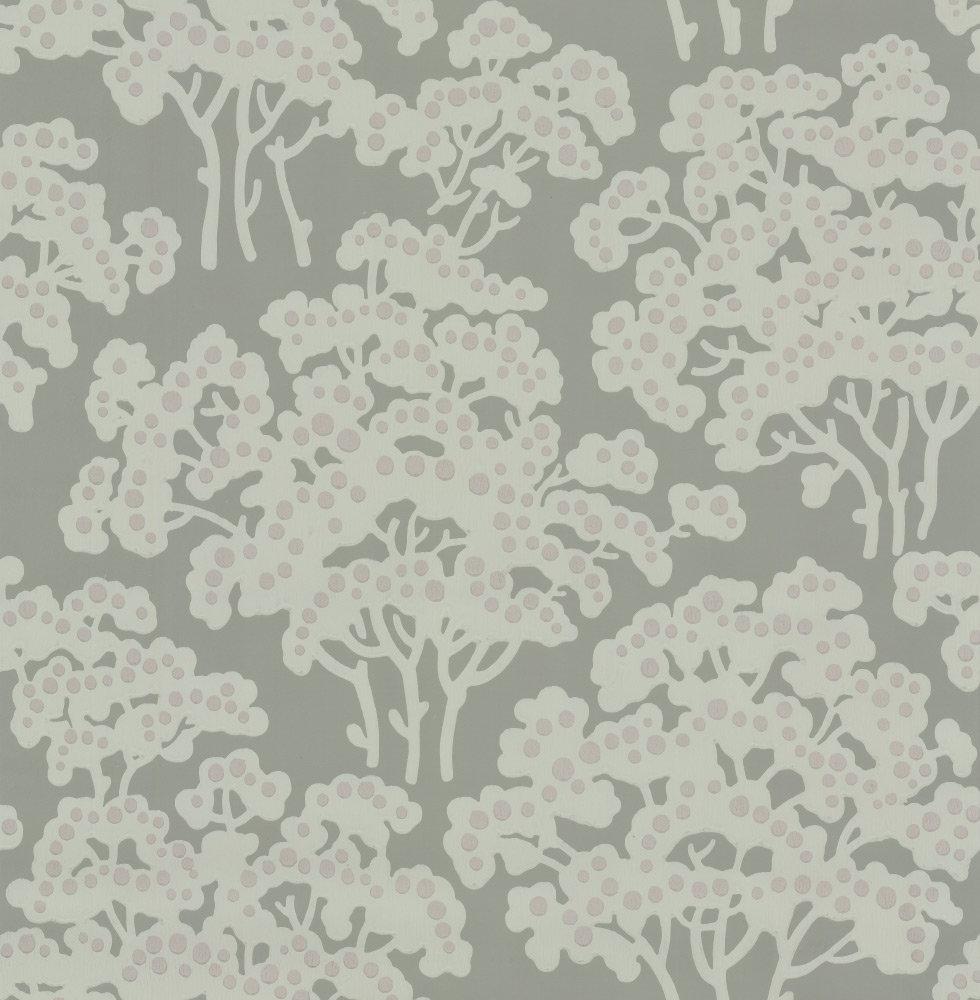 Farrow & Ball Hornbeam Green Wallpaper - Product code: BP 5003