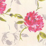 Galerie Rose Dance Pink Wallpaper