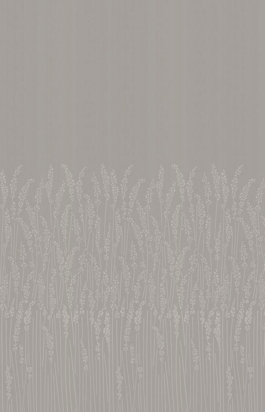 Feather Grass Wallpaper - Stone - by Farrow & Ball