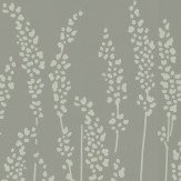 Farrow & Ball Feather Grass Dark Grey Wallpaper