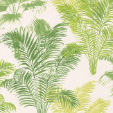 Galerie Jungle Palm Green Wallpaper