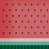 Coordonne Refresh Yourself Watermelon Mural