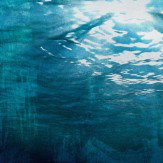 Coordonne Continue en Route Underwater Blue Mural - Product code: 4500163N