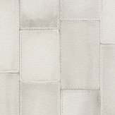 Albany Leather Effect Light Grey Wallpaper - Product code: 475807