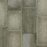Albany Leather Effect Charcoal Wallpaper - Product code: 475838