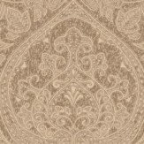 Vymura Thoughtfulness Gold Wallpaper
