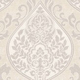 Vymura Thankful Ivory Wallpaper