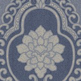 Vymura Togetherness Blue Wallpaper