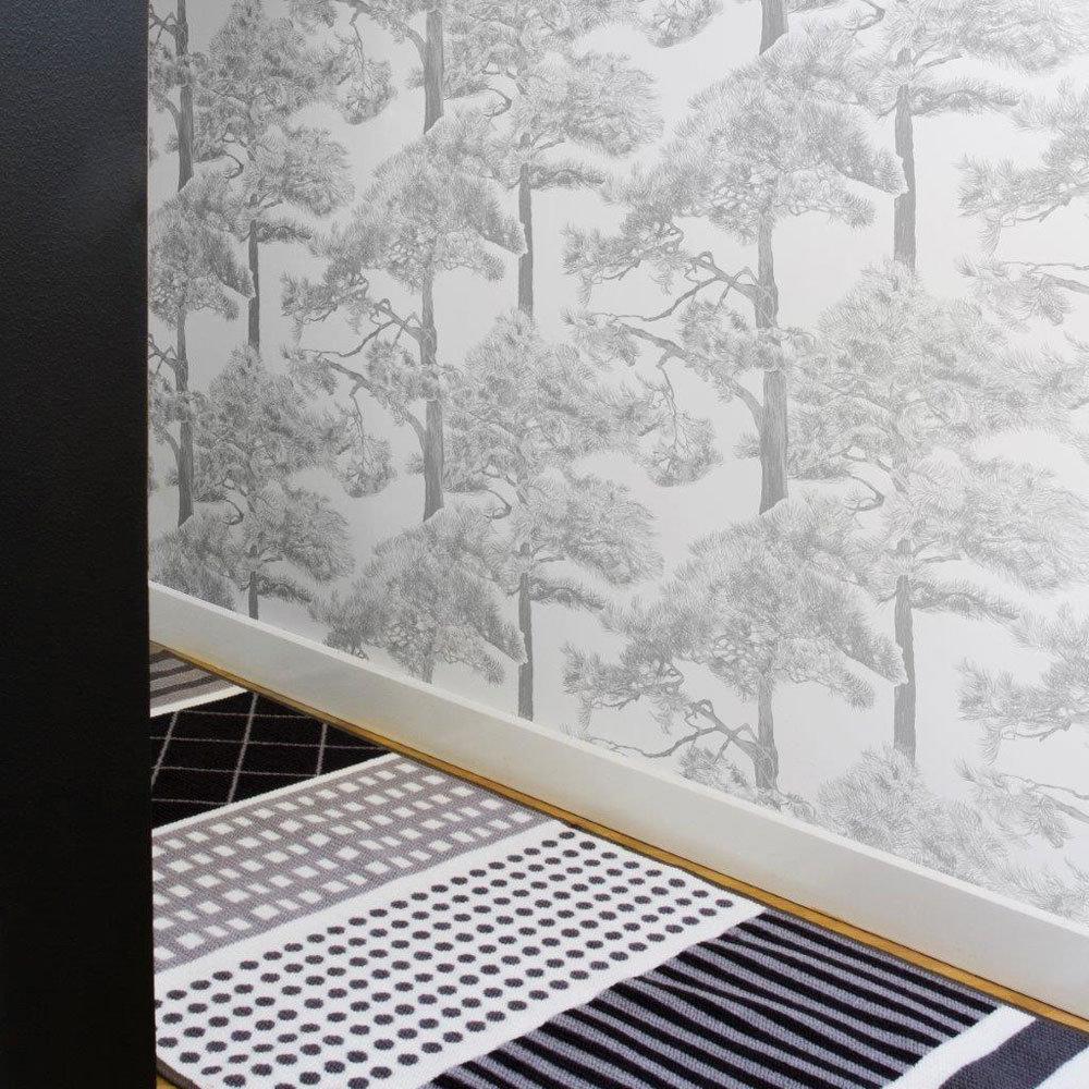 Vallila Kallvik Grey Wallpaper extra image