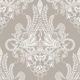 Vallila Syvameri Beige Wallpaper