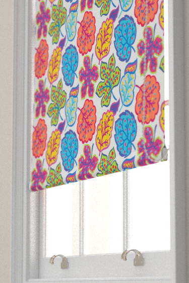 Sanderson Jewel Leaves Brights Blind