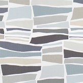 Sanderson Milla Charcoal / Neutral Fabric