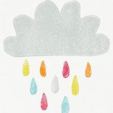 Scion April Showers Citrus, Lagoon and Poppy Wallpaper - Product code: 111269