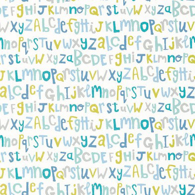 Scion Wallpapers Letters Play, 111281