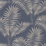 Jane Churchill Amadine Midnight Wallpaper - Product code: J151W-03