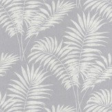 Jane Churchill Amadine Silver / White Wallpaper - Product code: J151W-04
