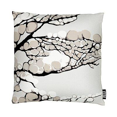 Lumi Cushion - Beige - by Vallila