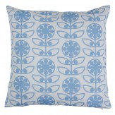 Layla Faye Dotty Flower Cushion Powder Blue - Product code: LFC-DTPB010