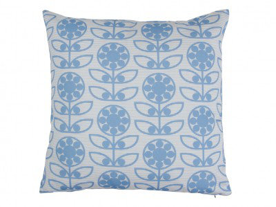 Image of Layla Faye Cushions Dotty Flower Cushion, LFC-DTPB010