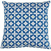 Layla Faye Flower Breeze Cushion Midnight Navy