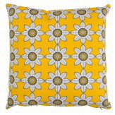 Layla Faye Indian Summer Cushion Mustard - Product code: LFC-INM021