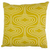 Layla Faye Whistle Dots Cushion Olive - Product code: LFC-WDO027