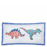 Designers Guild Do-You-Think-He-Saurus Marine Cushion