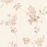 Albany Villa Floral Trail Opal Wallpaper
