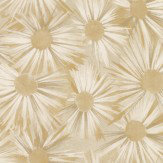 Nina Campbell Estella Gold Wallpaper - Product code: NCW4202/04
