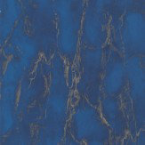 Nina Campbell Kershaw Plain Lapis Blue Wallpaper - Product code: NCW4204/07