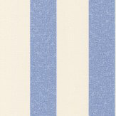 Albany Stripe Blue Wallpaper
