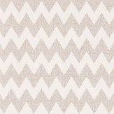 Sanderson Zagora Soft Grey / Chalk Wallpaper