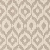 Sanderson Surin Grey / Linen Wallpaper
