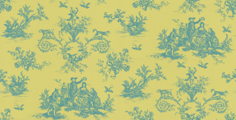 Image of C Brewer & Sons Ltd Wallpapers Toile, CB3002