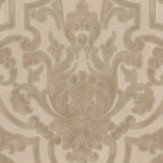 Colefax and Fowler Fretwork Stone Wallpaper