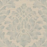 Colefax and Fowler Larkhall Old Blue Wallpaper