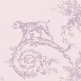 C Brewer & Sons Ltd Toile Kits Coty Wallpaper