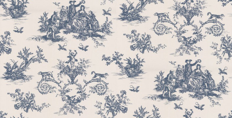 Image of C Brewer & Sons Ltd Wallpapers Toile, CB3010
