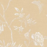 Colefax and Fowler Swedish Tree Yellow  Wallpaper