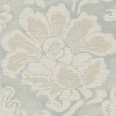 Colefax and Fowler Ruskin Aqua Wallpaper