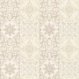 Albany Gothic Tile Grey Wallpaper