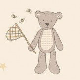 Arthouse Bear Hugs Neutral Wallpaper - Product code: 667401