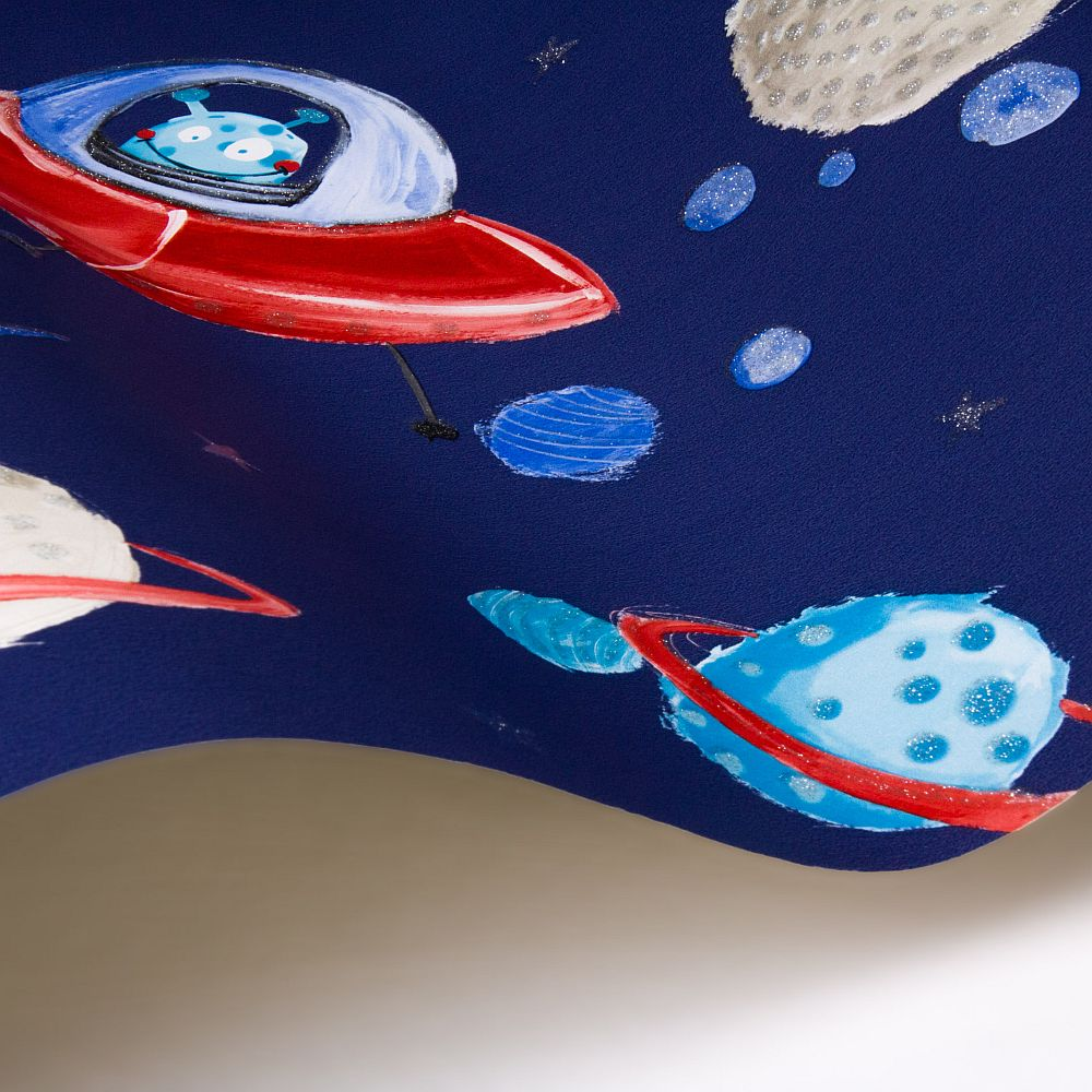 Arthouse Starship Deep Blue Wallpaper - Product code: 668000