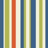 Arthouse Earn Your Stripes Multi Wallpaper