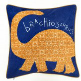 Arthouse Dino Doodles Cushion Multi - Product code: 008303